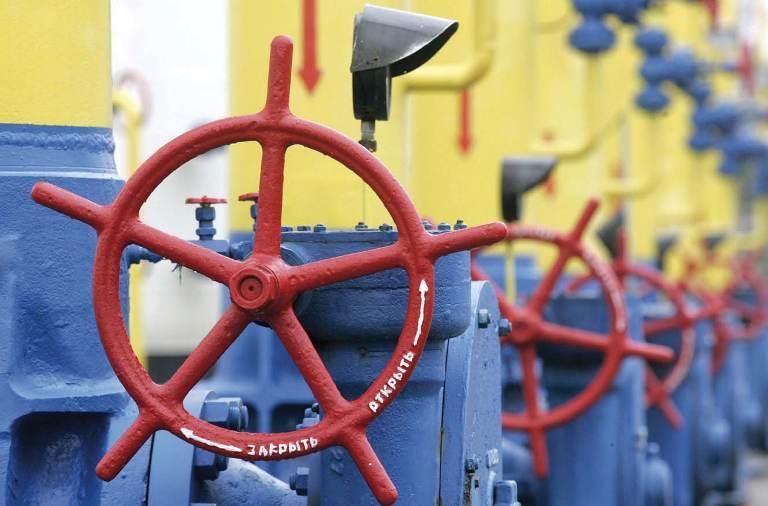 Россия в третьем квартале планирует продавать газ Украине без скидки