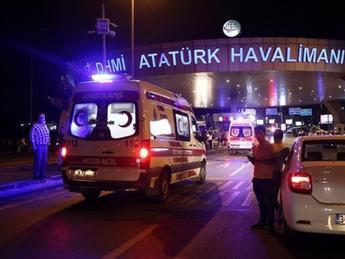 СМИ: в теракте в стамбульском аэропорту принимали участие граждане Киргизии, Узбекистана и России