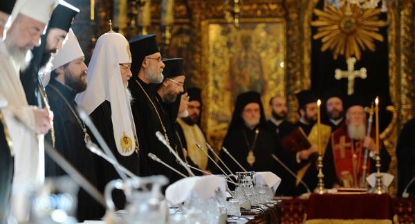 Стали известны первые итоги проведения Всеправославного собора