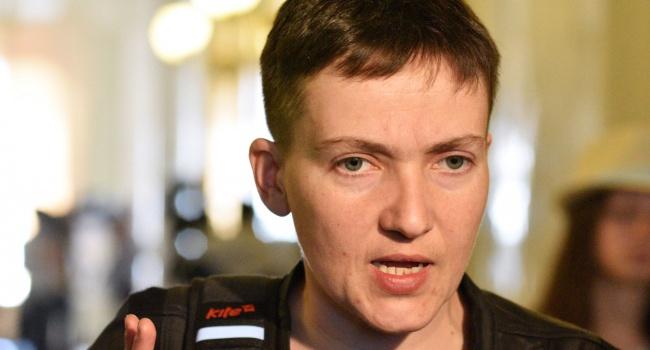 Реакция соцсетей на призыв Савченко к всепрощению