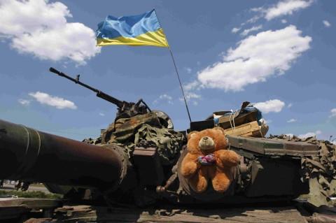 Силы АТО были обстреляны на Мариупольском и Донецком направлении