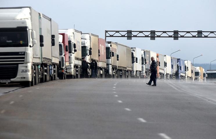 В Кремле частично пояснили ограничения на транзит товаров из Украины
