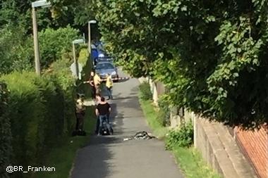 Возле миграционного центра в Баварии произошел взрыв