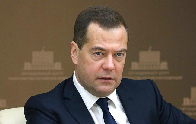 Дмитрий Медведев допускает возможность разрыва дипломатических отношений с Украиной