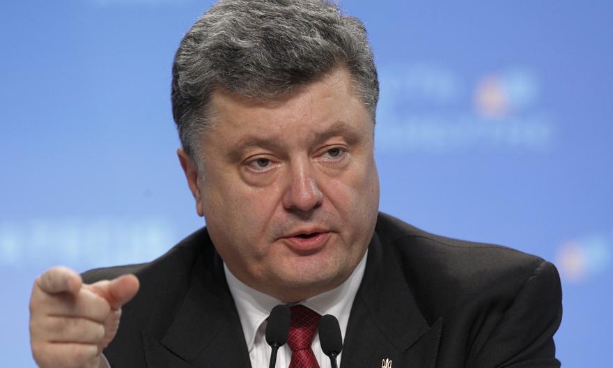 До начала безвизового режима с ЕС остались считанные недели – Порошенко