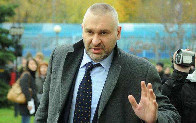 Фейгин назвал причины на запрет его выезда из России