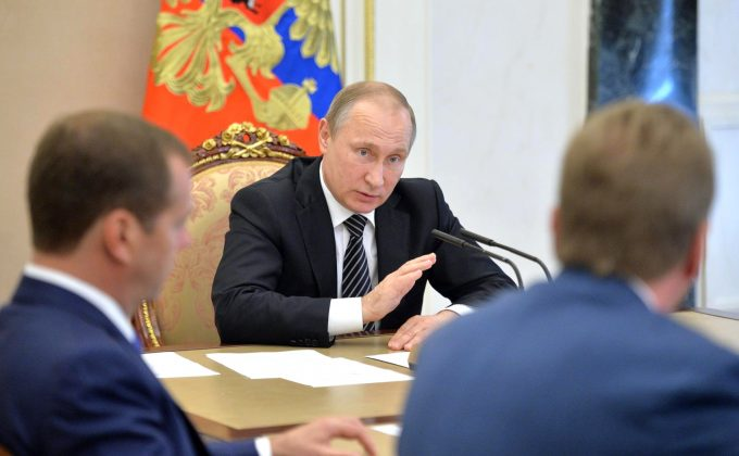Путин рассказал, зачем Украине «диверсии» в Крыму