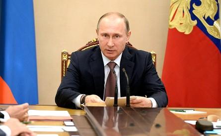 Путин: Россия не будет разрывать отношения с Украиной