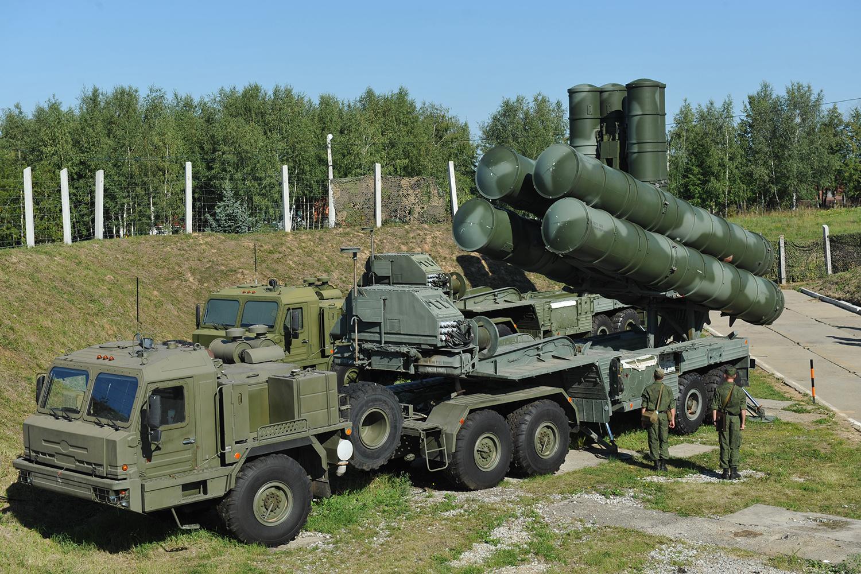 РФ перебросила в Крым ракетную систему