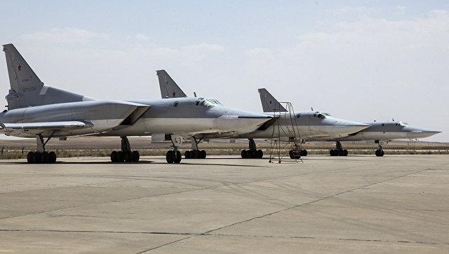 Российская авиация покинула базу Хамадан в Иране