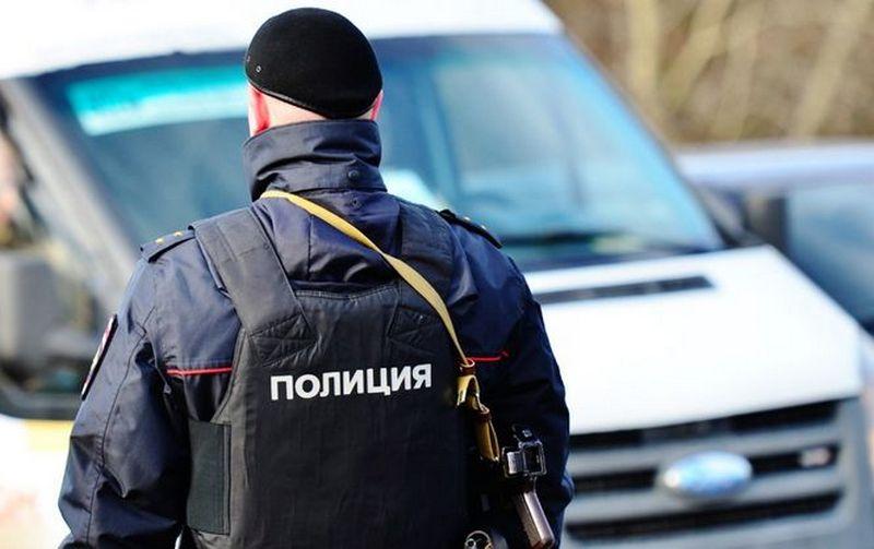 В Москве вооруженный мужчина захватил банк и заложников