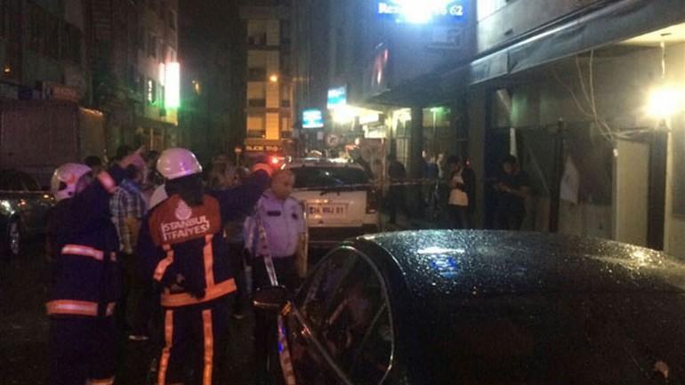 Вночном клубе Стамбула произошел взрыв, есть пострадавшие