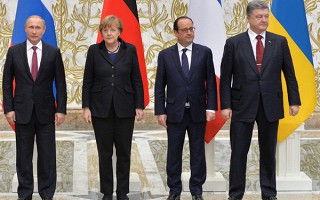 Москва назвала 19 октября датой проведения встречи лидеров «нормандской четверки»
