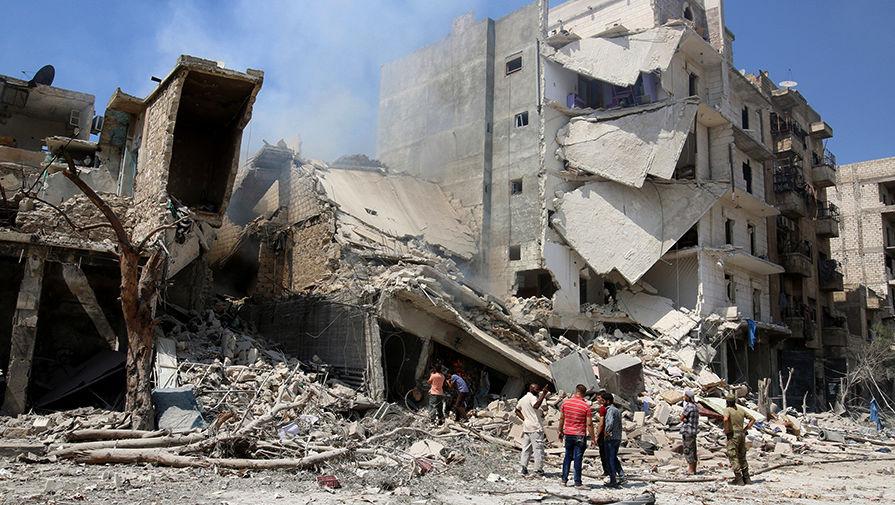 Сирийская правительственная армия объявляет о конце перемирия