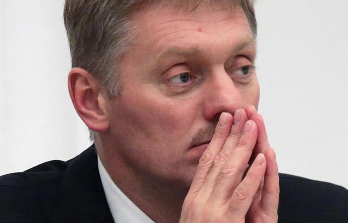 Стала известна реакция Кремля на расширение санкций США против РФ