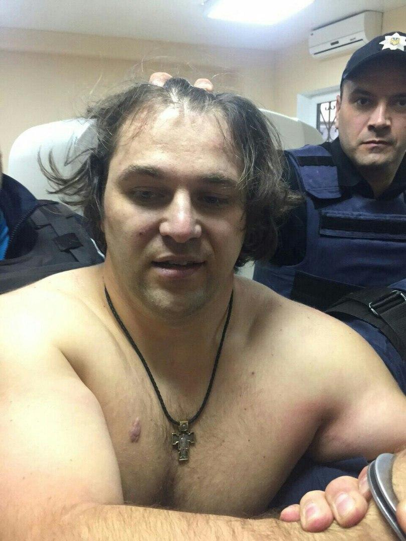 В Днипре задержали подозреваемого в убийстве полицейских