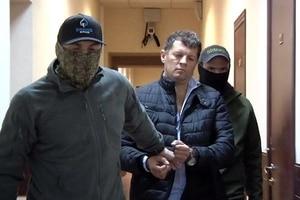 В московском сизо прошла встреча украинского консула с Сущенко