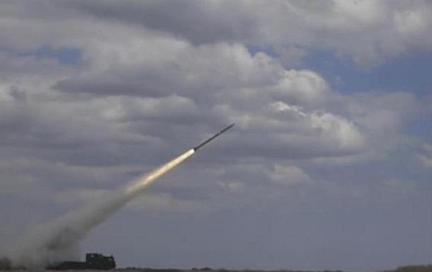В Украине успешно испытали новую модель управляемой ракеты