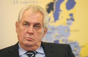 Чешский лидер предложил выплатить Украине материальную компенсацию за аннексию Крыма