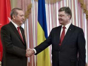 Эрдоган заявил о планах по увеличению товарооборота между Турцией и Украиной