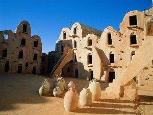 Тунис - сокровищница исторического прошлого