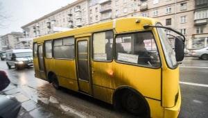 Киевский водитель маршрутного такси смотрел за рулем сериал
