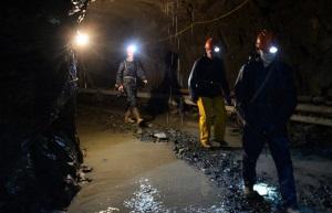 Почти четыре десятка шахт на Донбассе находятся в состоянии близком к затоплению