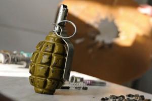 Три человека пострадали из-за взрыва гранаты в Луганске