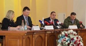 Встреча Плотницкого с Хугом: стали известны подробности