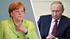 Меркель и Путин обсуждали украинский вопрос: появились детали