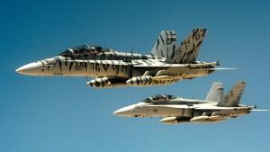 В Пентагоне обеспокоены ростом числа инцидентов с российскими самолетами в Сирии