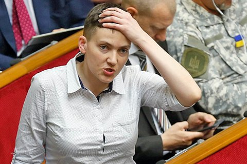 В «ДНР» сообщили о приезде нардепа Савченко в Донецк