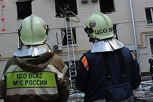 На заводе «Молния» в Москве произошла авария