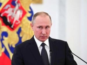Протесты на территории РФ Путин сравнил с Майданом