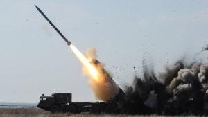 Турчинов сообщил об успехе в испытании украинских боевых ракет