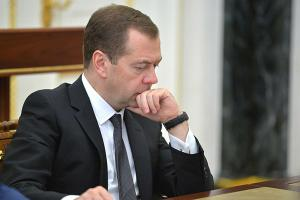 В Кремле прокомментировали информацию о миллиардах Медведева
