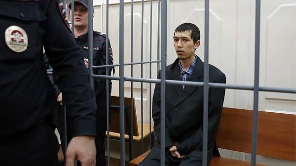 Подозреваемый в теракте в Санкт-Петербурге арестован судом