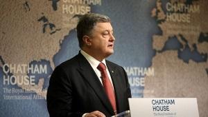 Президент Украины сравнил Российскую Федерацию с крокодилом