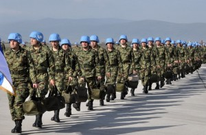 В Кремле предлагают обсуждать введение миротворцев с представителями ОРДиЛО