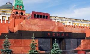 В России могу похоронить Ленина