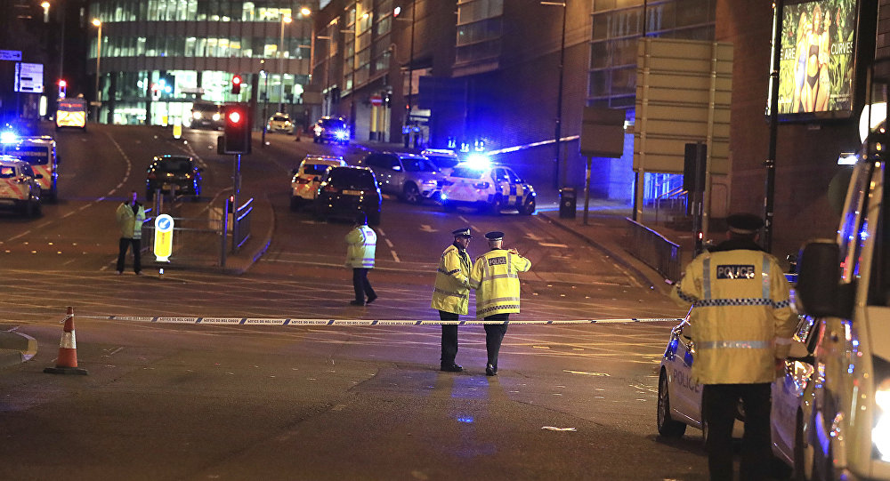 Британская полиция сообщила, что личность смертника из Манчестера установлена