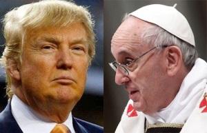 Папа Римский обратился к Трампу с просьбой стать миротворцем
