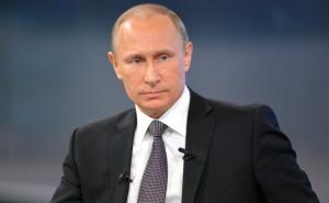 Путин: Киев не способен на проведение конкурсов масштаба Евровидения