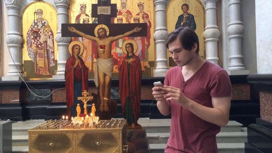 Российский блогер, ловивший покемонов в церкви, признан виновным в оскорблении чувств верующих
