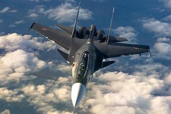 В России называют сближение российского Су-30 с американским самолетом «приветствием»