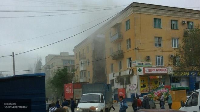 В России взорвался многоэтажный дом