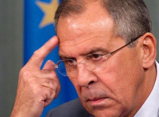 Лавров: Россия ответит визовым режимом на введение виз для россиян Украиной