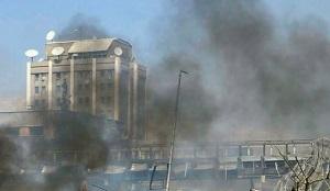 Российское посольство в Сирии попало под обстрел