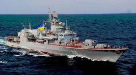Украинские моряки проведут учения совместно с кораблями НАТО