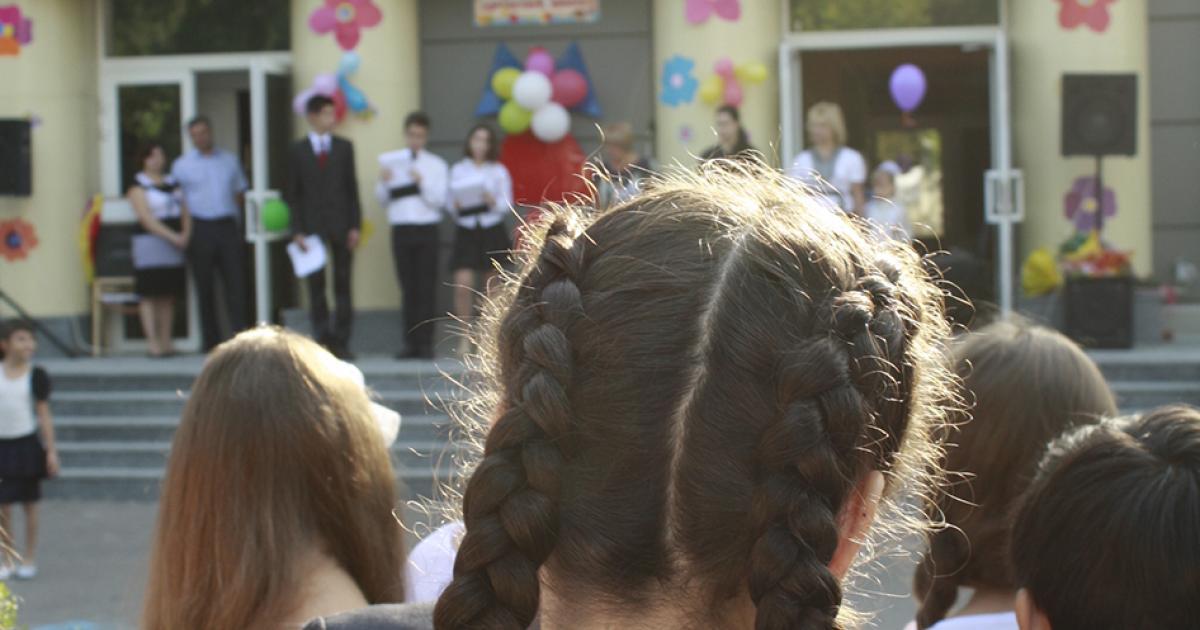 5 из 7 школ откроются в Авдеевке 1 сентября